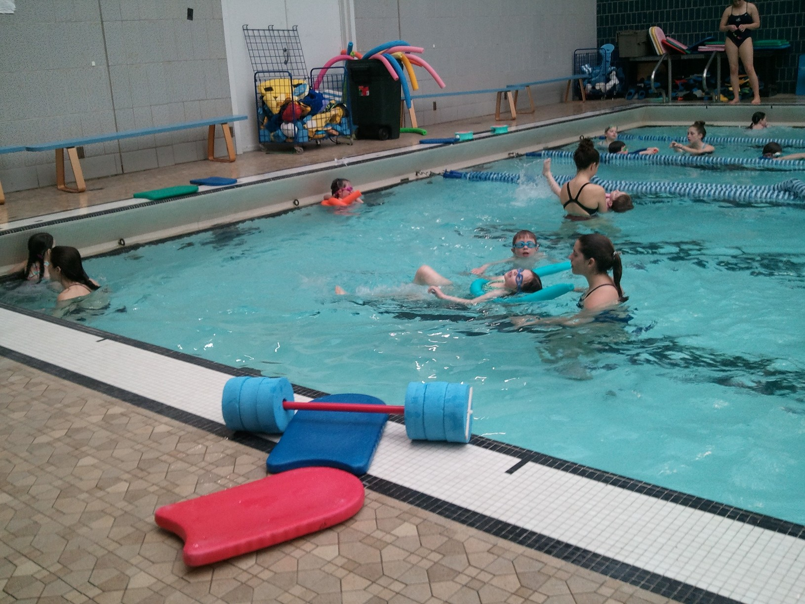 Tufts University Swimming Lessons